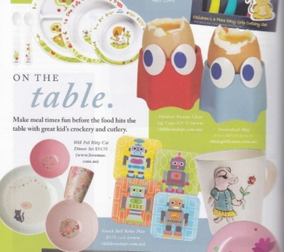 Peridot Pig in LittleONE kids Annual 2012