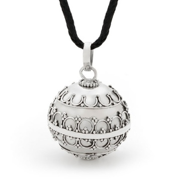 Harmony Ball - ANTIQUE DESIGN - Bella Donna Sterling Silver