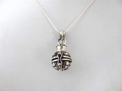 Locket -ALI BABA - Sterling Silver