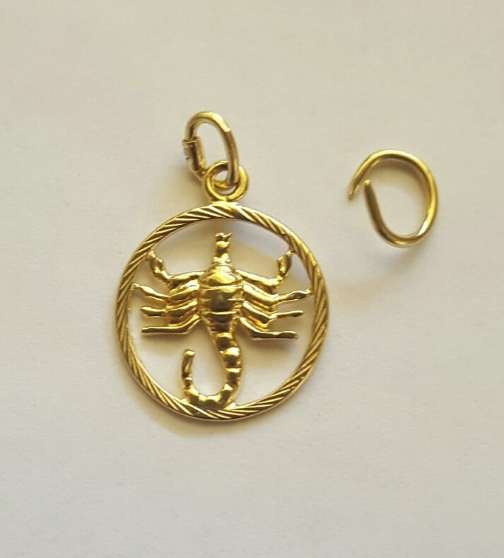 Link Locks To Attach Sterling Silver Or 9ct Gold Charms To