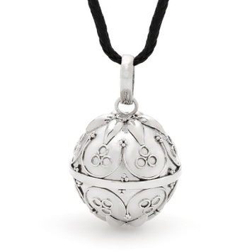 Harmony Ball - CIRCLES - Bella Donna Sterling Silver