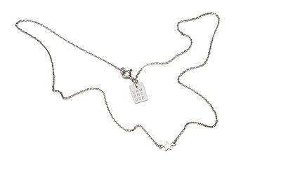 Les Etoiles - SINGLE STAR NECKLACE - Sterling Silver