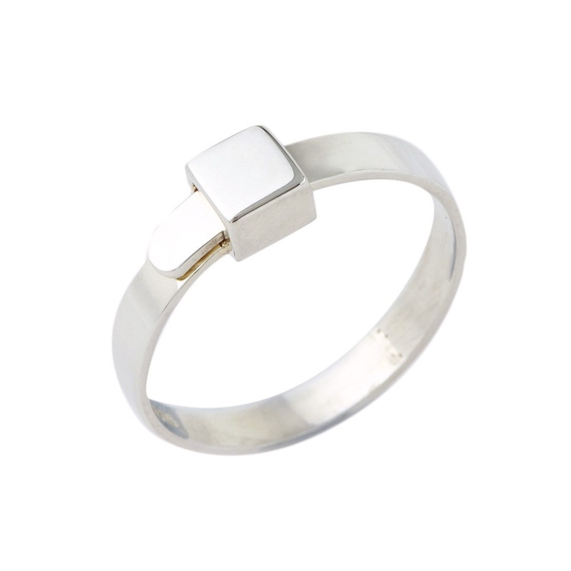 Ring- OUTSIDE BOX - Sterling Silver or 9ct Gold