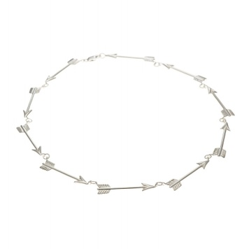 Necklace - ARROWS - Sterling Silver