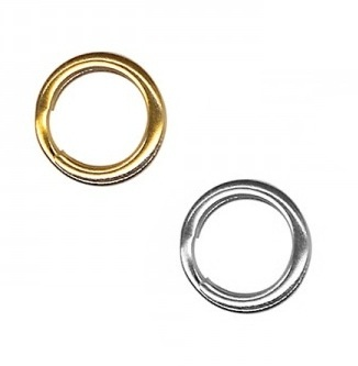 Charm Attaching Option - SPLIT RING - Sterling Silver or 9ct Gold