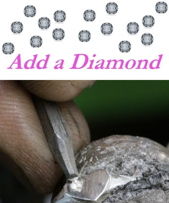 Charms - ADD A DIAMOND