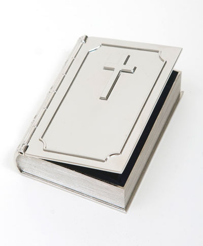Box Book - CROSS - Lined