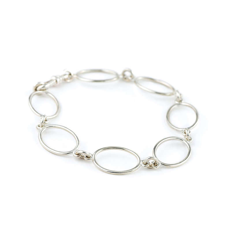 Chain - BIG OVAL LINK - Sterling Silver or 9ct Gold