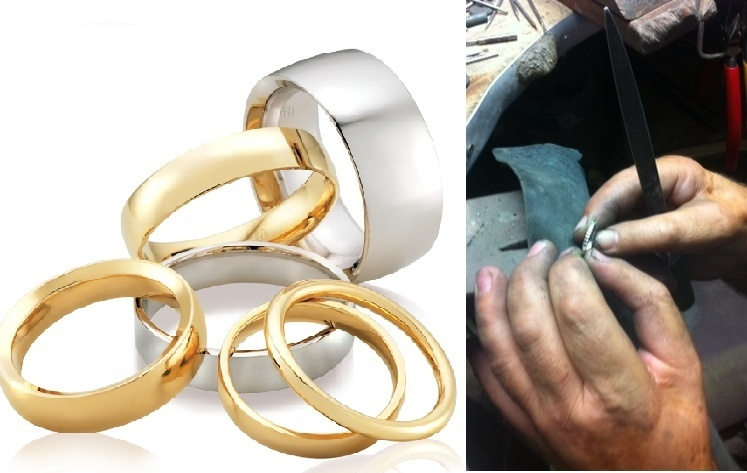 Design a RING - Sterling Silver or Solid Gold