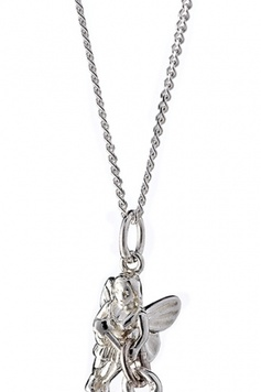 Fairy Helper - The WHERE-DID-I-PUT-IT Fairy - Sterling Silver