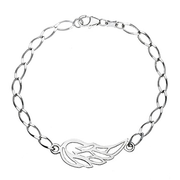 Bracelet - ANGEL WING - FILIGREE - Sterling Silver or 9ct Gold
