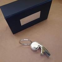Keyring - WHISTLE BOTTLE OPENER - Boxed