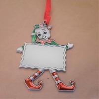 Christmas Decoration - ELF - Engravable