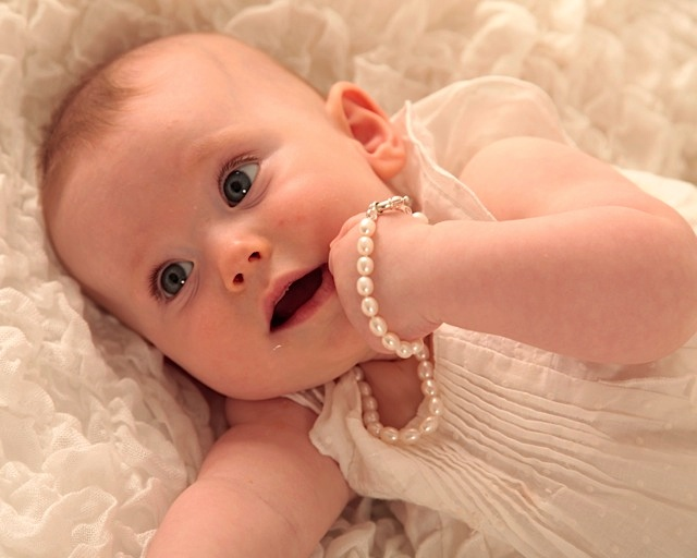 pearls for baby