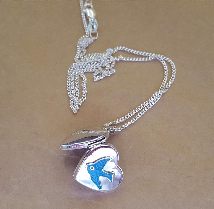 locket bluebird girls