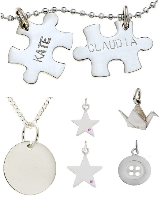 personalised pendants
