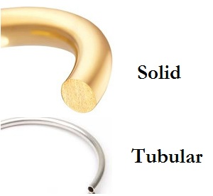 golf bangle gold or silver