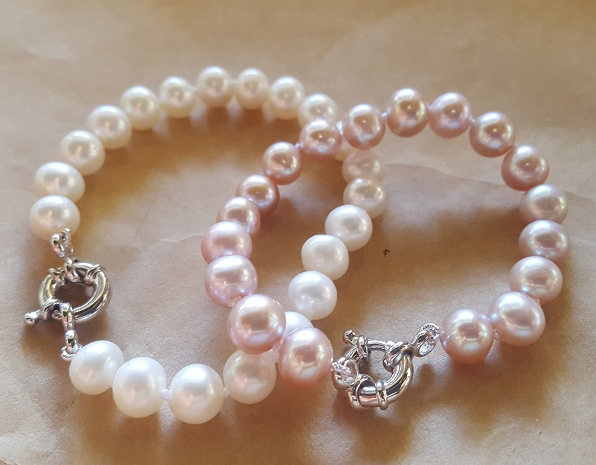 baby and child pearl bracelets