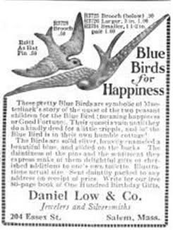 daniel low blue bird ad