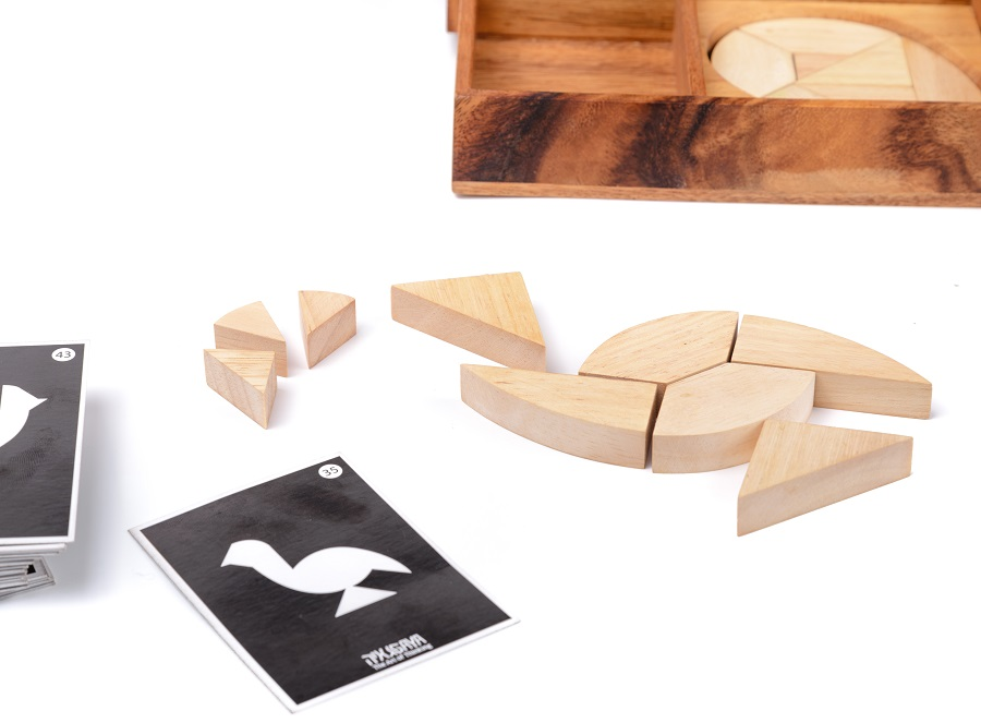 wooden puzzles personalised