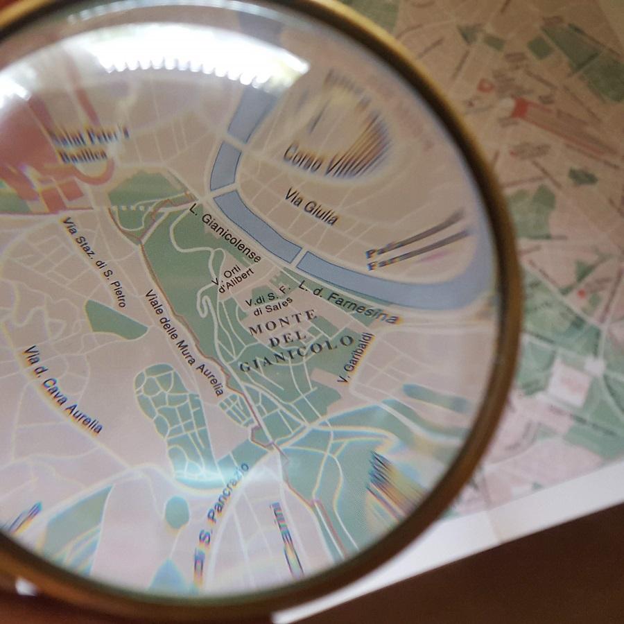 chart reader map