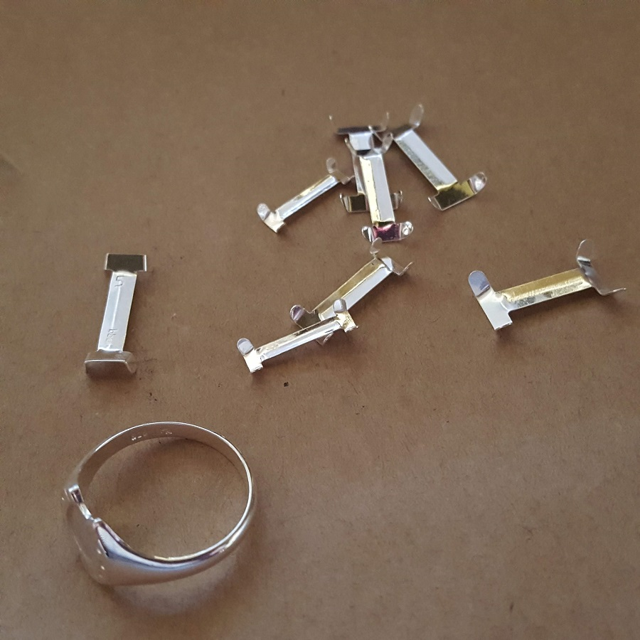 Ring clip sizes