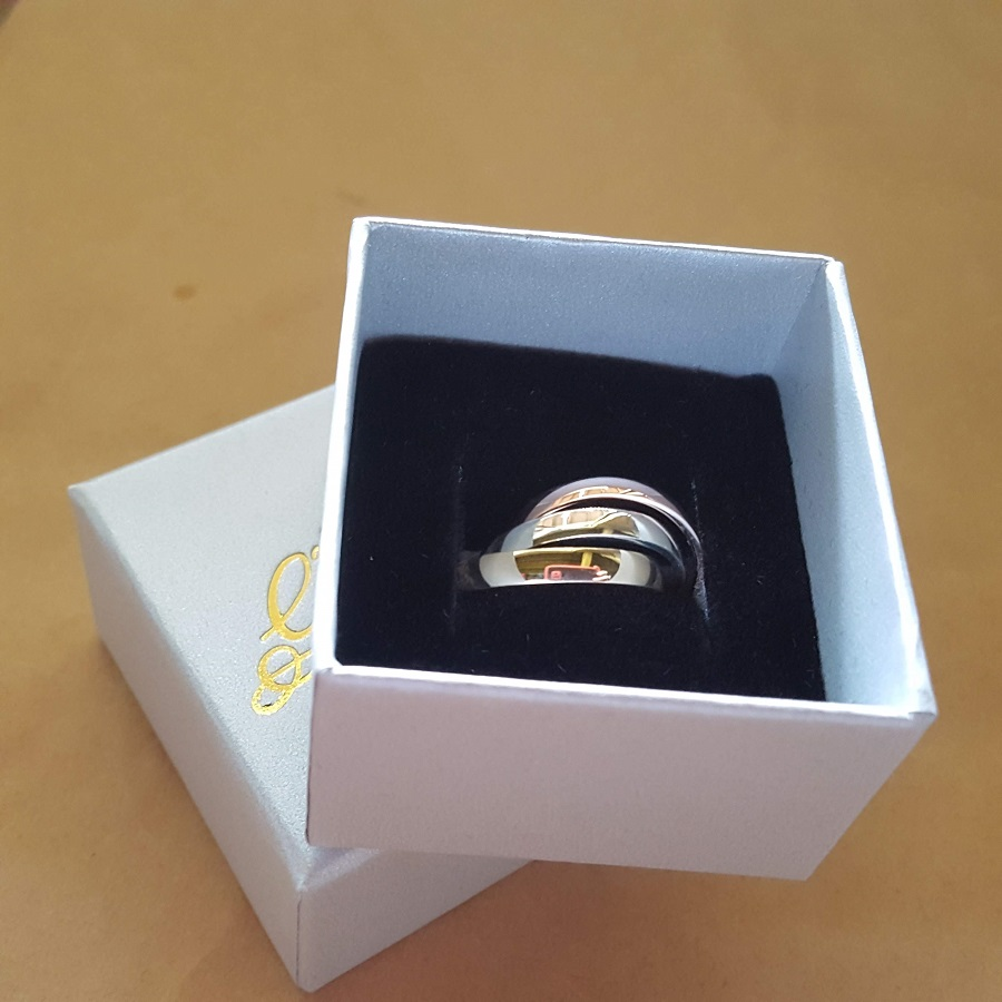russian wedding rings personalised