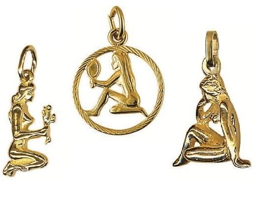 zodiac charms virgo