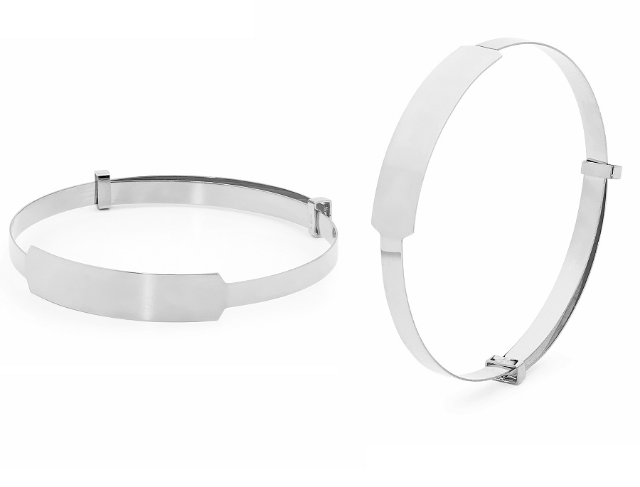 expanding bangle with ID