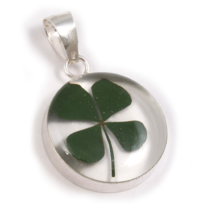 four leaf clover good luck